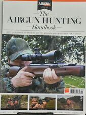 The Airgun Hunting Handbook UK 2016 Stories Techniques and Tips FREE SHIPPING sb