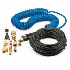 Right Weigh 301-QDK Quick Disconnect Air Line Kit - Trailer to Tractor Scale