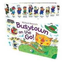 Richard Scarry's Busytown on the Go! by Richard Scarry (Board book, 2015)