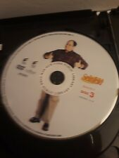Seinfeld Season 9 Disc 3 (DVD, 2007, Sony) Ex-Library Replacement Disc