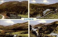Cannich Schottland Scotland ~1960/70 River Affrig Loch Beneveian Glen Cannich