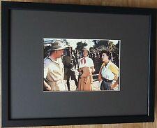 Movie Print, Mogambo, Clark Gable -12''x16'' frame - Movie Icon wall art
