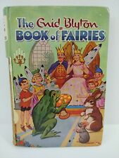 The Enid Blyton Book Of Fairies 1967 Vintage Hardcover