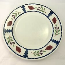 Adams Lancaster Dinner Plate English Ironstone Made in England 10 1/8""