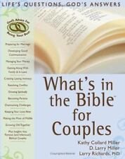 What's in the Bible for Couples: Life's Questions, God's Answers