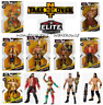 WWE NXT Takeover Elite Collection Wrestling Action Figures - Brand New & Boxed