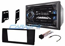 1997-2001 E39 SOUNDSTREAM STEREO RADIO W/ BLUETOOTH & USB/AUX IN W/ INSTALL KIT