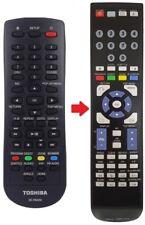 Replacement Remote Control Suitable for Toshiba bdx1300ke | bdx2155 | bdx3000