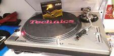 Téchnics Sl 1200 Mk2 con ortofon club nuevo modelo elíptica stanton 500 eliptica