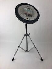 Vintage Remo Weather King Practice Drum Pad With Dynamax Stand - FSTSHP