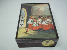 Vintage Brownie by Rust Craft Unused Box of 25 Christmas Cards - MIB - NRFB