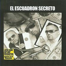 NEW El Escuadron Secreto (Audio CD)