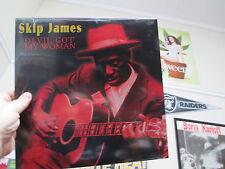 SKIP JAMES - DEVIL GOT MY WOMAN VINYL LP StarDust Rec.Blues
