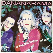 "BANANARAMA 45T SP 7"" Vinyl PREACHER MAN F Reduit RARE"