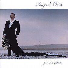 Por Vos Muero by Miguel Bosé (CD, Apr-2004, WEA Latina)