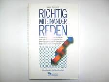 RICHTIG MITEINANDER REDEN RAINER SCHMIDT ANALYSE