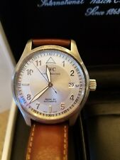 Auth IWC Spitfire Mark15 3097844 SS Auto Men's Watch