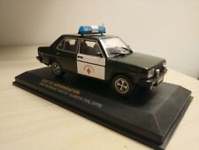 5 COCHES GUARDIA CIVIL POLICIA 1/43 IXO