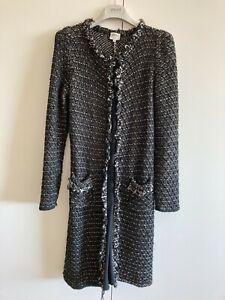 Armani Collezioni  knit Cardigan size 42 ( AU-6-8) Made in Italy
