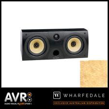 BRAND NEW Wharfedale Evolution Centre Speaker - (Birds Eye Maple Piano) RRP$1099