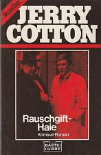 Bastei Lübbe Krimi 32008 : Jerry Cotton . Rauschgift Haie (1981)