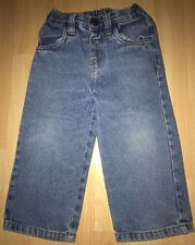 Boys blue jeans for 18-24 months from TU - good condition