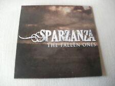 SPARZANA - THE FALLEN ONES - 2012 PROMO CD SINGLE