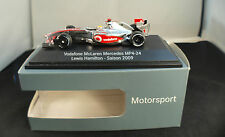 Danhausen Mercedes Motorsport Vodafone Mc Laren MP4-24 Hamilton 2009 1/43 RARE