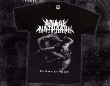 ANAAL NATHRAKH - Passion - British metal band - T-shirt sizes S to 6XL