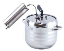 2 in 1 distiller&pressure cooker 7L (vodka maker kit distillateur destille still