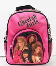 """Cheetah Girls Small Backpack 10"""", adjustable Shoulder straps, durable fabric New"""