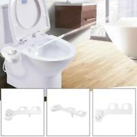 Bathroom Bidet Toilet Fresh Water Spray Clean Seat Non-Electric Set Attachment