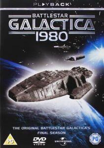 Battlestar Galactica 1980: The Complete Series (DVD) Lorne Greene