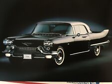 1957 CADILLAC FLEETWOOD BROUGHAM THE FINEST AVAILABLE 12X18 PHOTO POSTER