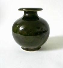 Ernst Loesche Vase Studio Keramik Diessen german modernist pottery amazing glaze