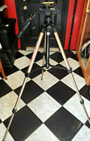 Sony Full size tripod Model VCT 870 RM with remote control handle