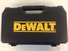 New DeWALT Hard Plastic Impact Drill Case Box DCF886 DCF885 DCF887  DCD780 DCD79