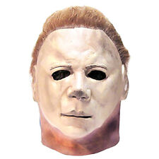 Michael Myers Mask Halloween II 2 The Shape Official Deluxe Latex Overhead