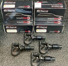 HUF TPMS TIRE PRESSURE W/ BLACK STEMS BMW F30/F31 328i 335i F32 428i 435i RDE017