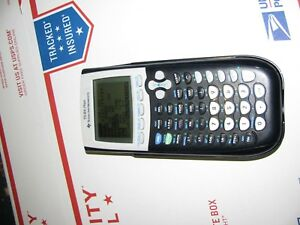 Texas Instruments TI-84 Plus Graphing Calculator used