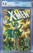 X-MEN #50 CGC 7.5 2ND APPEARANCE OF POLARIS - STERANKO COVER