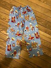 NWOT Nick & Nora Pajama Bottoms - Size 8 M - Sock Monkey Pattern