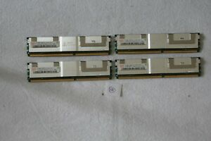 *** FOUR x  512MB 1Rx8 PC2-5300 SERVER SHIELDED MEMORY ***
