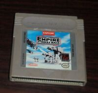 Nintendo Game Boy. Star Wars The Empire Strikes Back. DMG-EB-USA