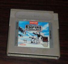 Nintendo Game Boy. Star Wars The Empire Strikes Back. DMG-EB-USA