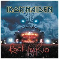 Iron Maiden - Rock In Rio (live) NEW 2 x CD