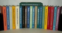 Studies In Scottish Literature - 21 Volume Collection, Hardback, G. Ross Roy