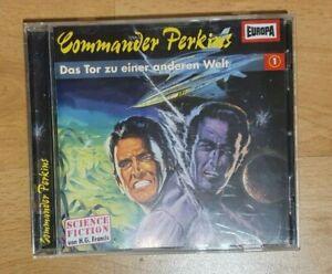Europa Hörspiel Commander Perkins Folge 1 - Das Tor zu einer anderen Welt (CD)