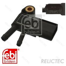 Exhaust air pressure sensor DPF MB Smart:906,W639,W212,W204,S212,S204,W211