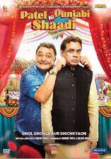 PATEL KI PUNJABI SHAADI (2017) PARESH RAWAL, RISHI KAPOOR - BOLLYWOOD DVD